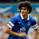 Manchester United target Marouane Fellaini on the move?