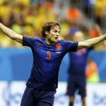 Daley Blind making himself at home in Manchester