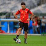 Loew rewarded for World Cup win with coach of year