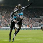 Cisse secures points for Newcastle