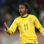 Brazil recall Robinho for France, Chile tests