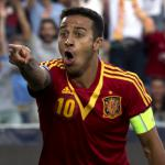 Manchester United set to announce Thiago Alcantara signing