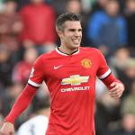 Van Persie set for long spell out
