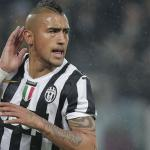 Juve sweat over Vidal but Tevez says in clear