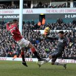 Spurs share points with United