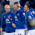 Everton break winless run