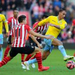 Chamakh double delights Pardew