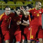 Resilient Armenia Battle Back to Defeat Czech Republic