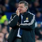 Allardyce fumes at 'offside' opener