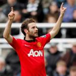 World Team of the Week 2: Juan Mata the star of the show for the Red Devils