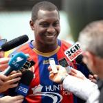 Heskey double propels Jets to top of A-League