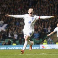 Rooney celebration was for son