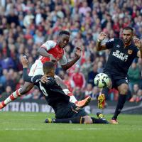 Welbeck salvages point for Gunners