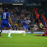 Chelsea held by Schalke