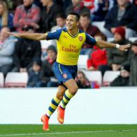 Sanchez brace sinks Black Cats
