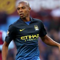 Fernandinho staring into the void