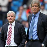 Hughes hails 'outstanding' goal
