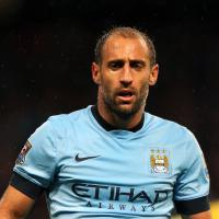 Zabaleta could face Gunners