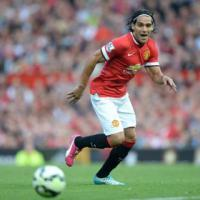 Falcao relishes United debut