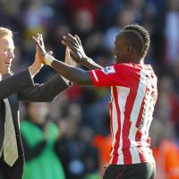 Mane strike sends Saints second