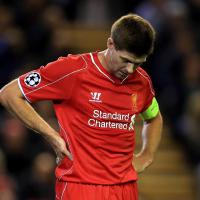 Gerrard casts doubt on Reds future