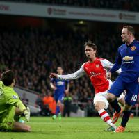 United impress at Emirates