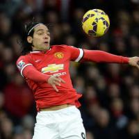 Van Gaal won't rush Falcao decision