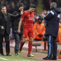 Mourinho sorry to see Gerrard go