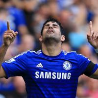 Costa treble inspires Blues