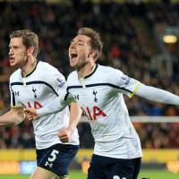 Spurs come from behind to win at Hull
