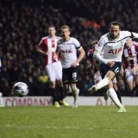 Advantage Spurs, thanks to Townsend