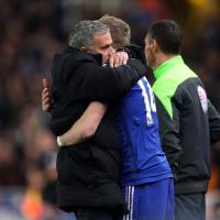 Mourinho hails 'difficult victory'