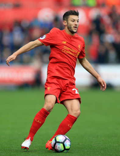 Adam Lallana Player Profile