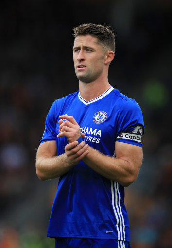 Gary Cahill