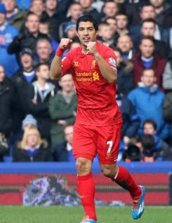 Luis Suarez Player Profile