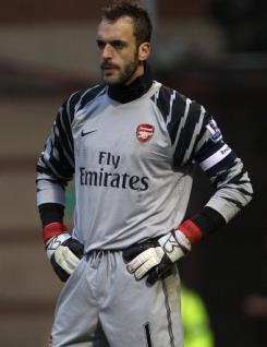Manuel Almunia Player Profile