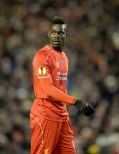 Mario Barwuah Balotelli Player Profile