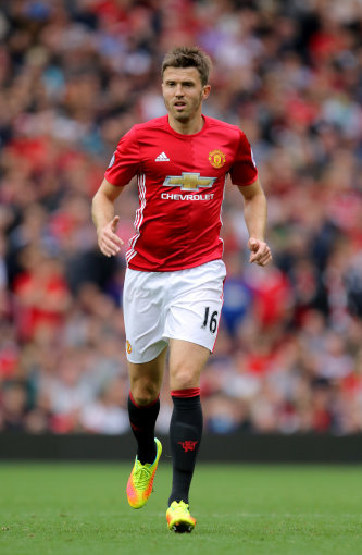 Michael Carrick - Manchester United Football Club