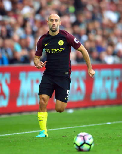 Pablo Zabaleta Player Profile
