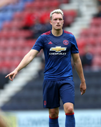 Phil Jones Player Profile