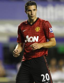 Robin van Persie Player Profile