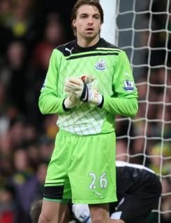 Tim Krul Player Profile