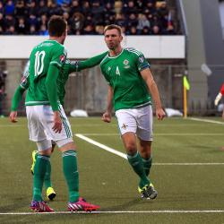 Northern Ireland go top of Euro 2016 qualifying group by beating Faroe Islands