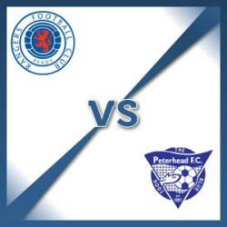 Rangers V Peterhead at Ibrox Stadium : Match Preview