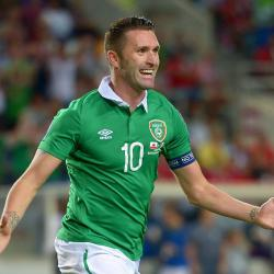 Roy Keane: Robbie Keane will be available for Germany clash