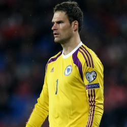 Asmir Begovic and Bosnia out to restrict Gareth Bale