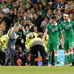 Shay Given ruled out of the Republic of Ireland's crunch showdown with Poland