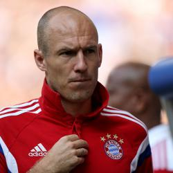 Robben set to return for decisive Bayern agenda