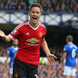 Ander Herrera says he is happy at Manchester United amid exit talk