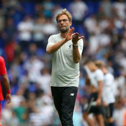 Jurgen Klopp: Liverpool missed opportunity to secure second league win of season